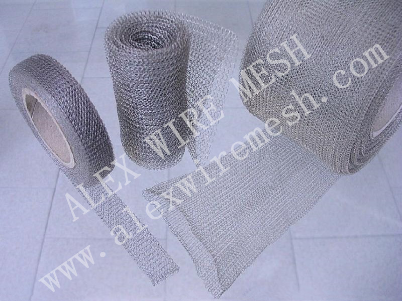 Ginning Knitted Wire Mesh