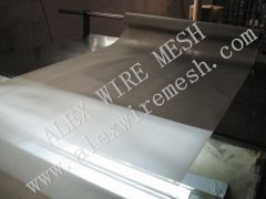 Twill Stainless Steel Wire Mesh