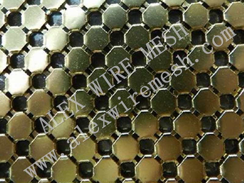 metal cloth