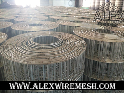 heavy duty welded mesh