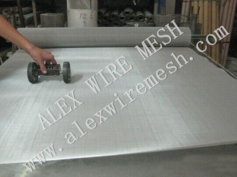 SS304 WOVEN WIRE MESH