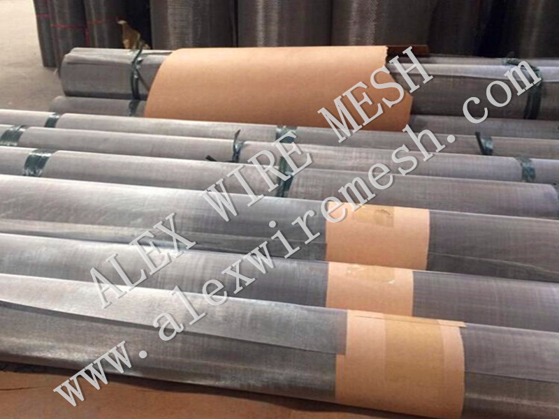 twill stainless steel mesh