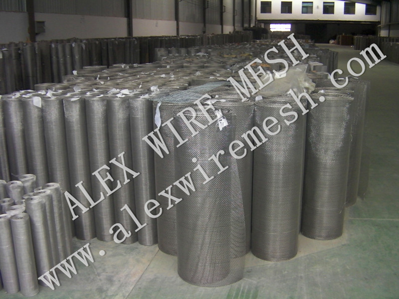 Stainless 304 woven wire mesh