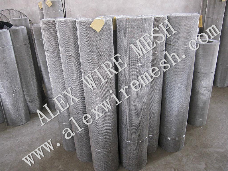 16X16 stainless mesh