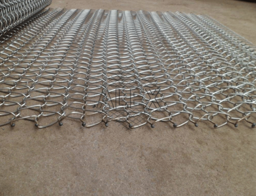 Balanced Spiral Conveyor Belt