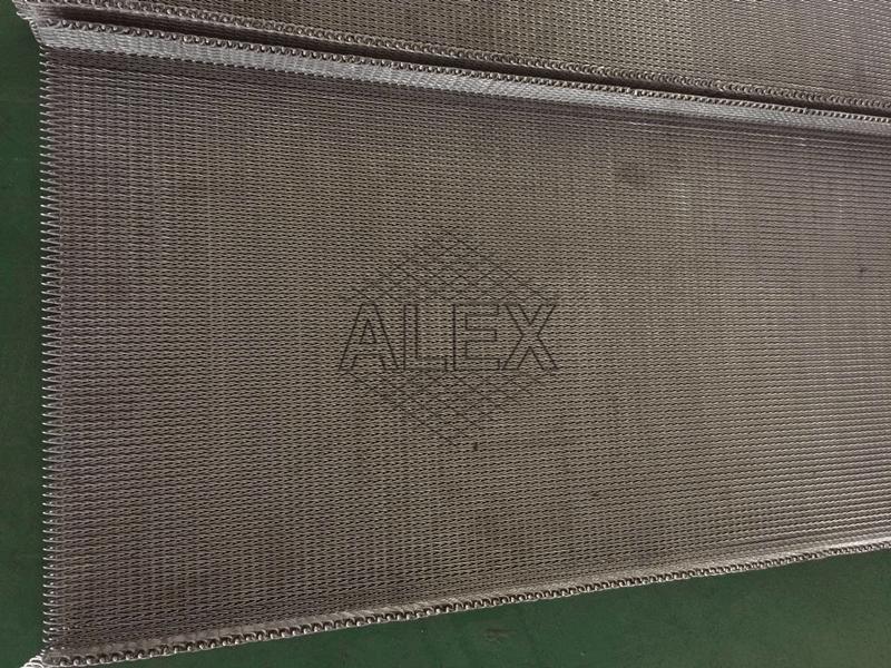 compound balance conveyor belt