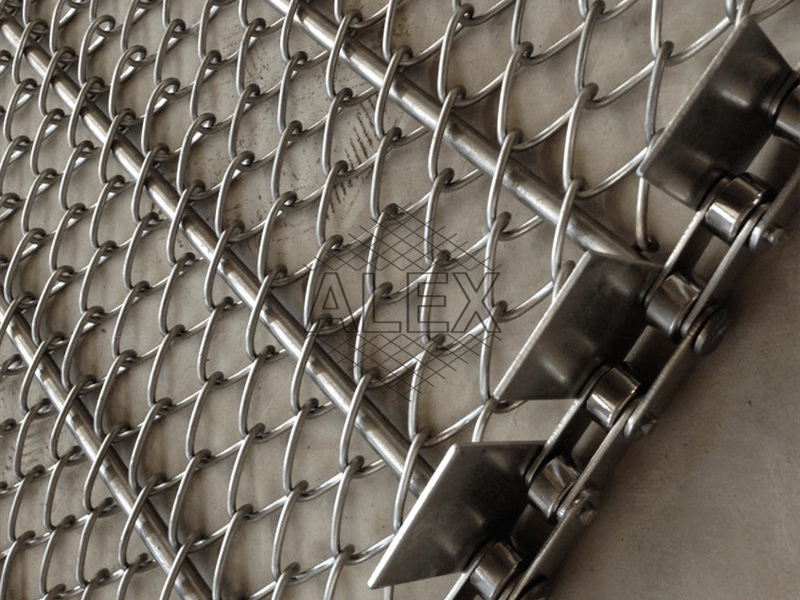 conventinoal conveyor belt