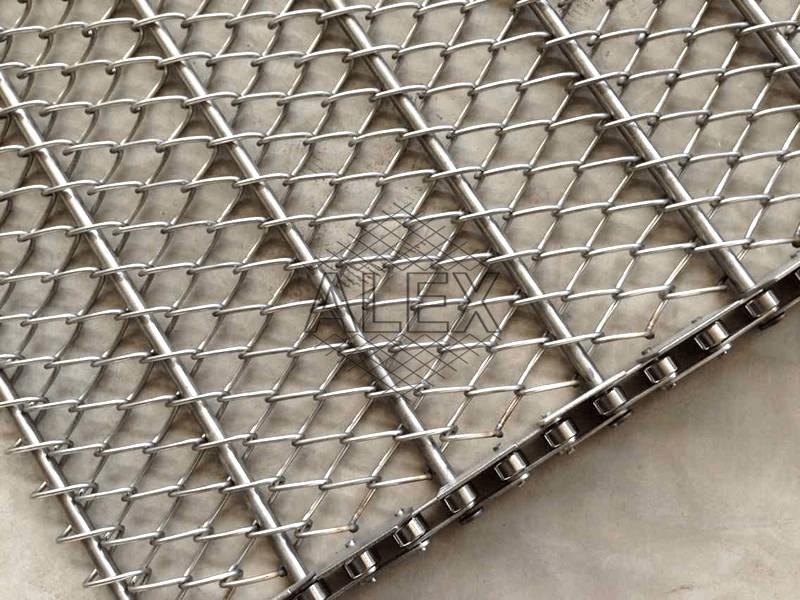 conventional conveyor belt