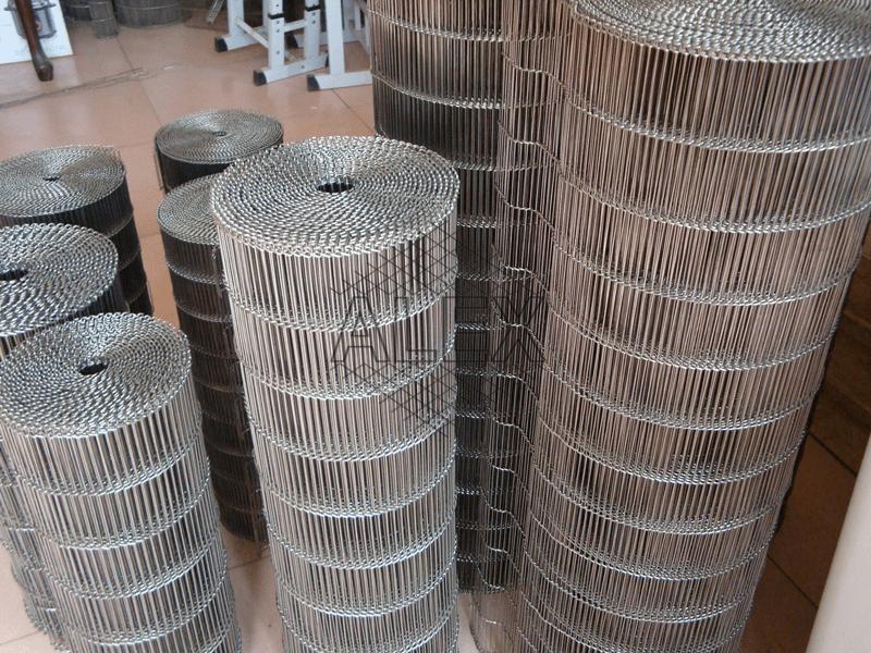 flat flex conveyor belt